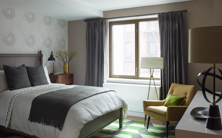 Bedroom- 101 West 87th Street- nyc condo for sale