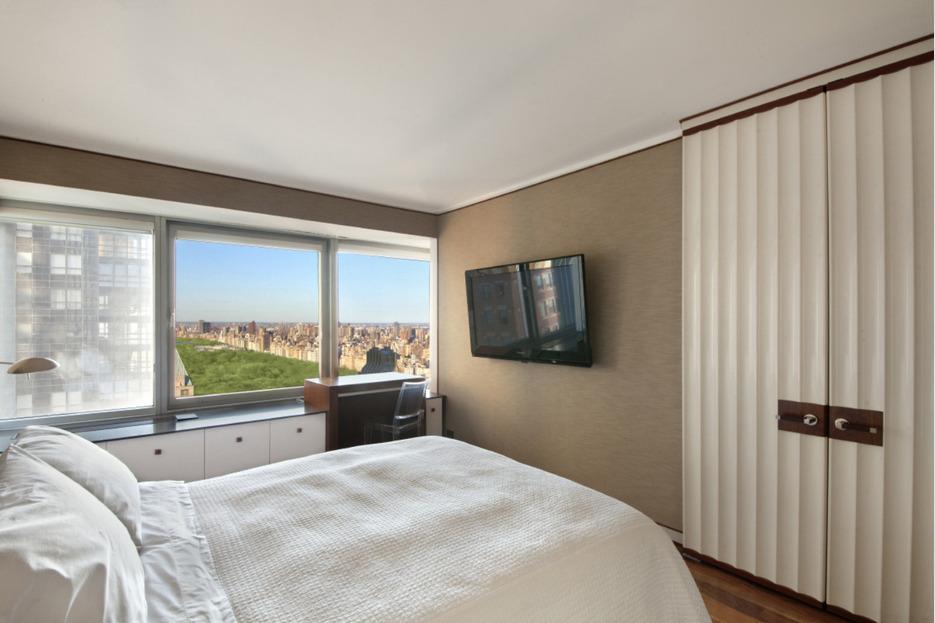 Bedroom - Condominiums for Rent CitySpire - NYC