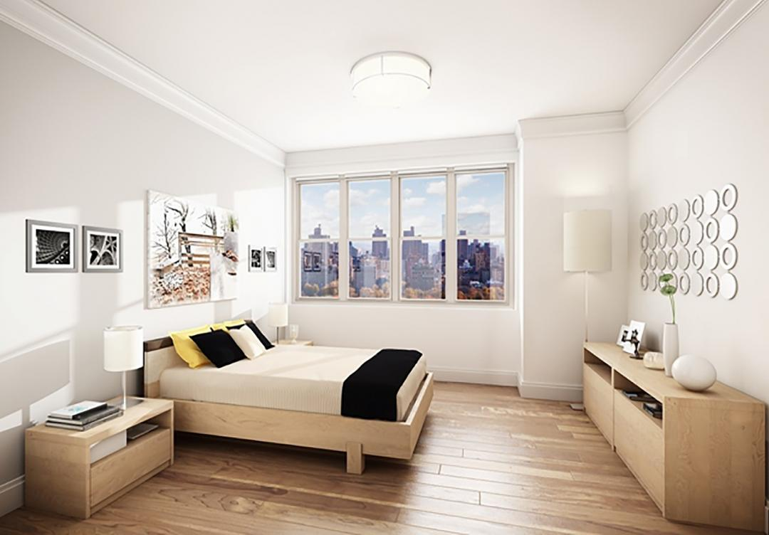 Bedroom at Central Park Gardens - 50 West 97th Street