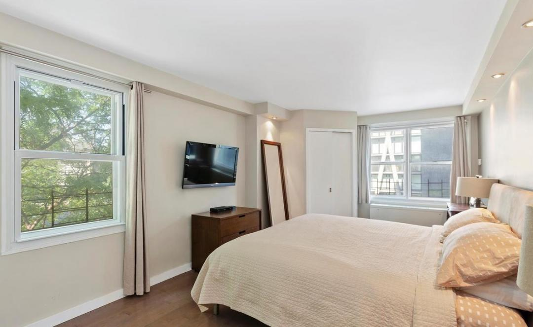 Bedroom at Dorchester Towers - 155 West 68th Street