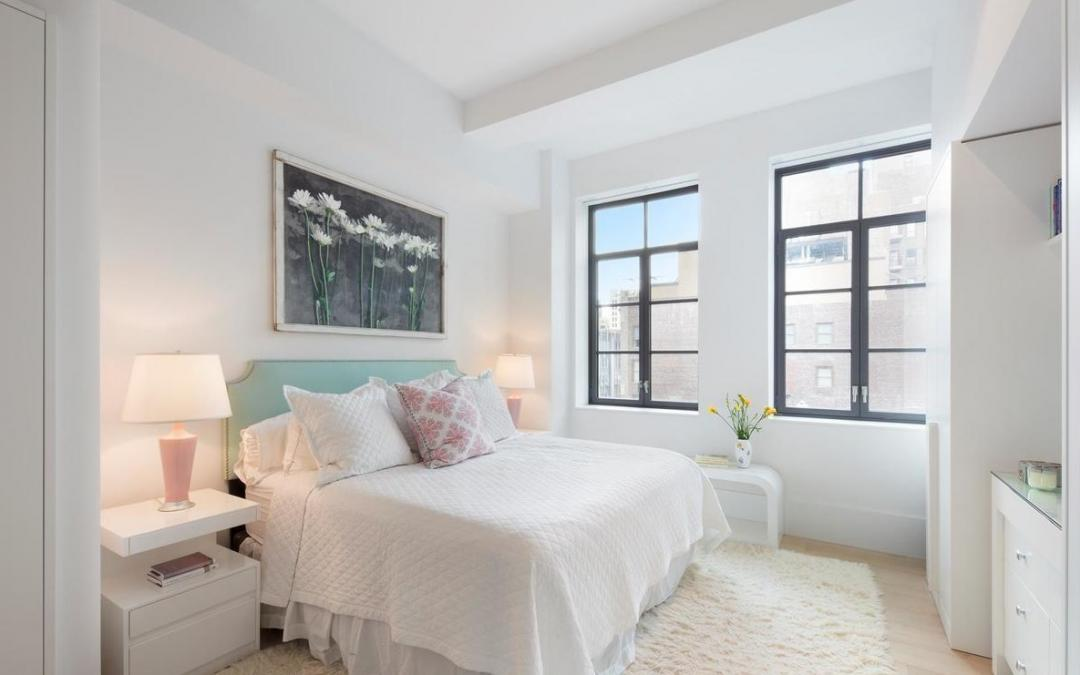 Bedroom at Huys - 404 Park Avenue South