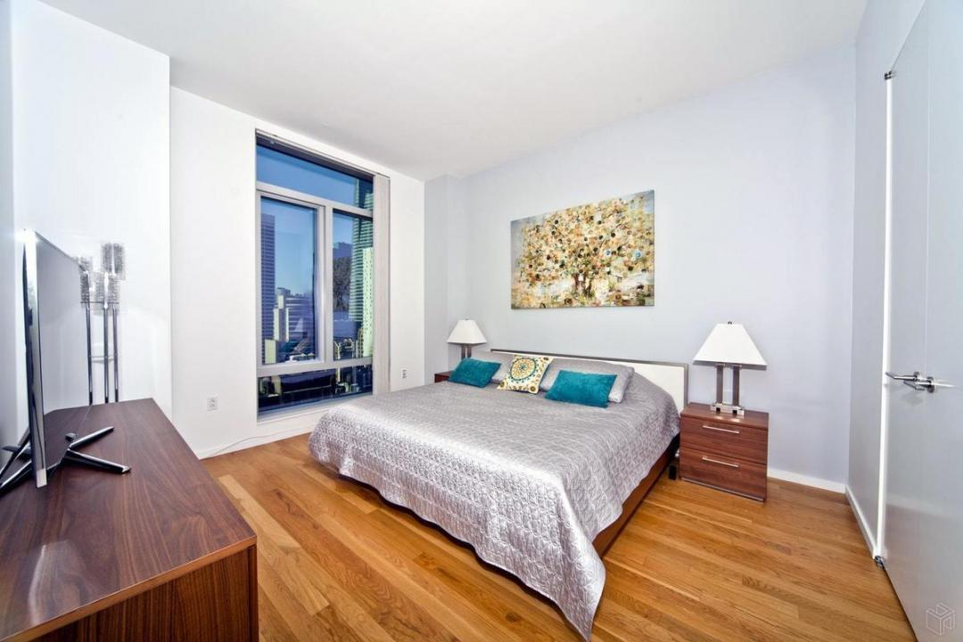 Bedroom at The Centria - 18 West 48th Street