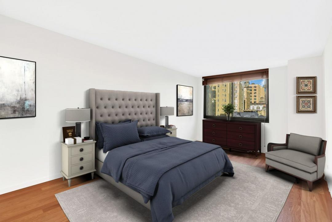Bedroom at The Columbia - 275 West 96th Street