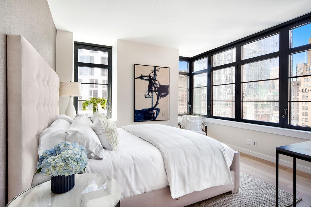 Bedroom at The Noma - 50 West 30th Street
