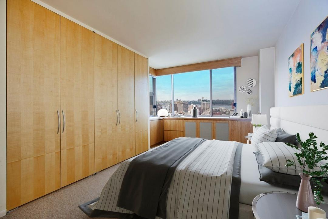 Bedroom at Two WorldWide Plaza - 350 West 50th Street