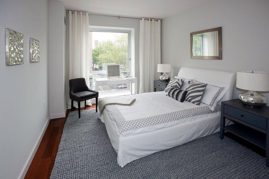 Bedroom Dafina - Condos for Rent in West Harlem