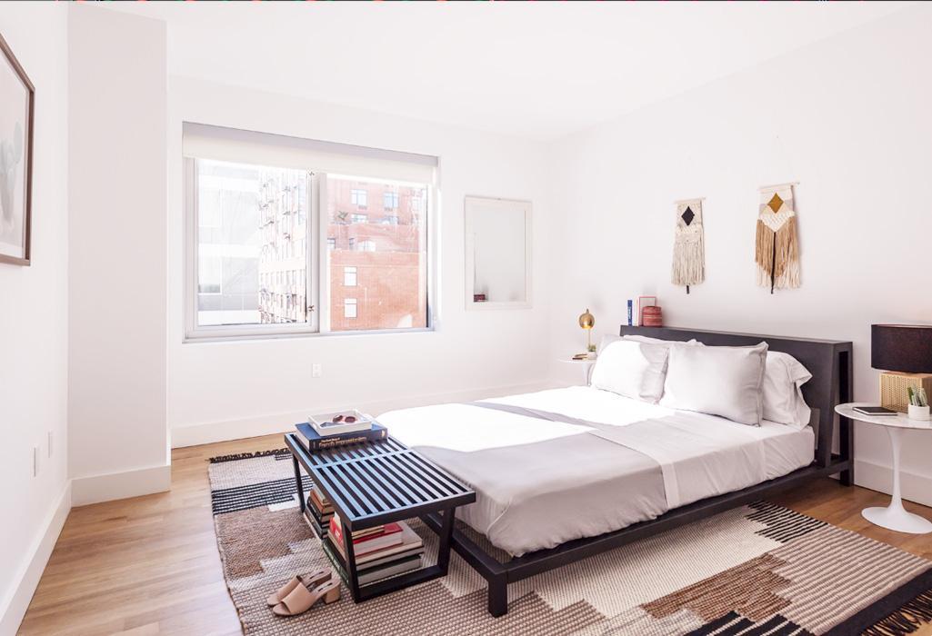 Bedroom at 241 Atlantic Avenue