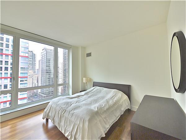 Bedroom at The Veneto Luxury Rentals - NYC Condos