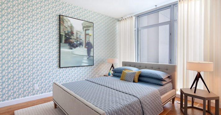 Bedroom- 267 6th street apartment for rent in NYC