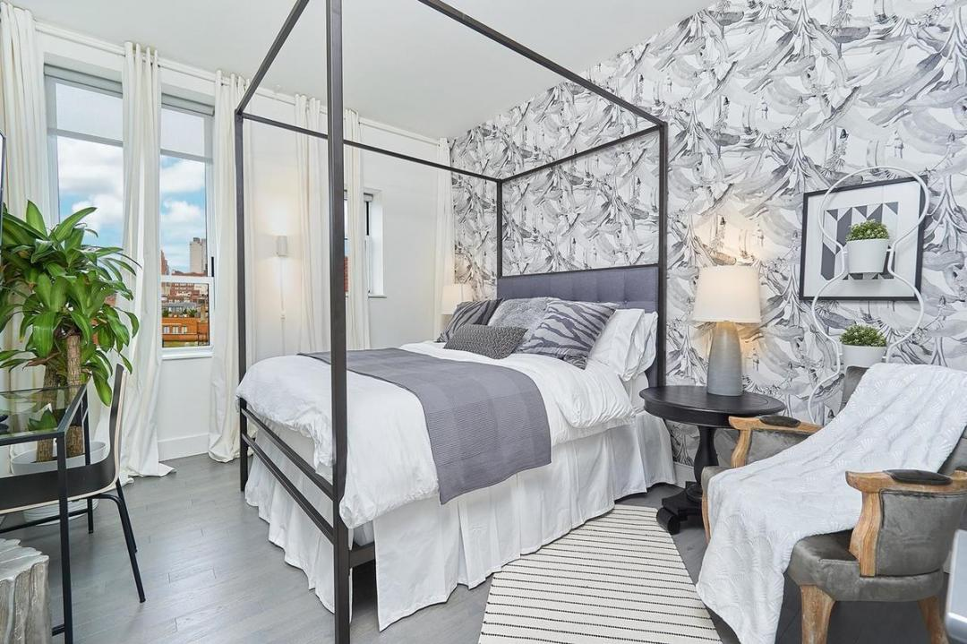 Bedroom at Nine52 - 416 West 52nd Street