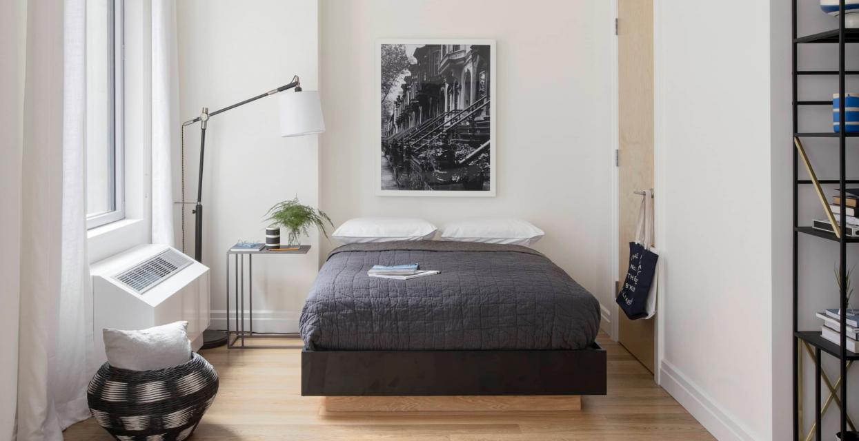 325 Kent - Bedroom - Williamsburg rentals