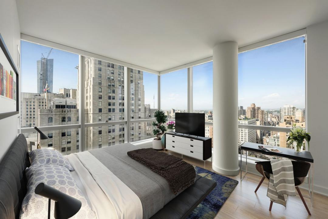 Bedroom at 400 Park Avenue South