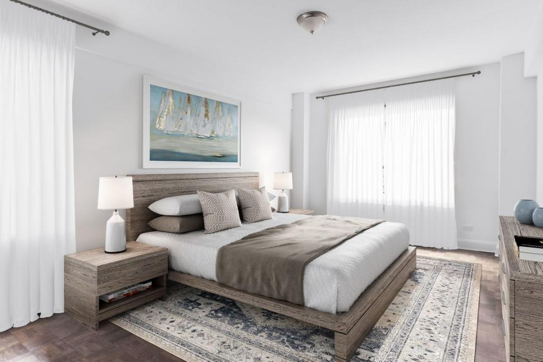 Bedroom at 4 East 89th Street