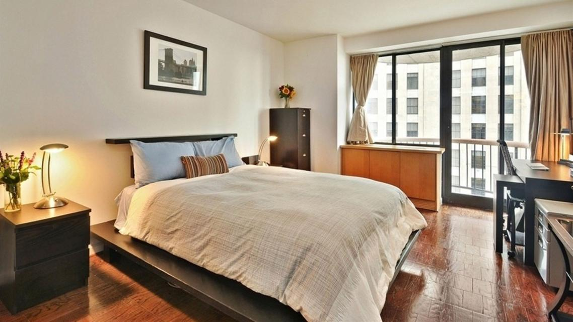 Bedroom at The Stanford - 45 East 25th Street