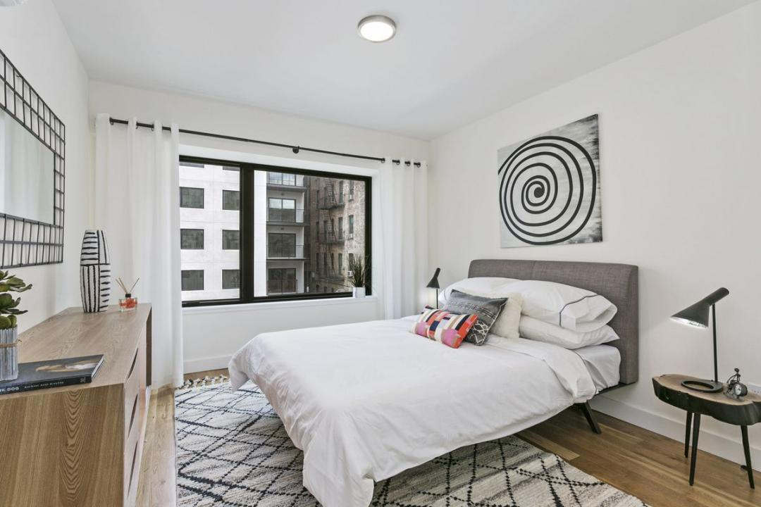 Bedroom at The Lawrence - 520 Parkside Avenue