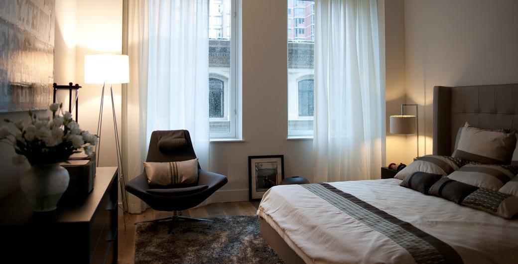 Bedroom- 93 Worth Street