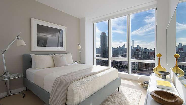Apartments for rent at Aurora in Long Island City - Bedroom