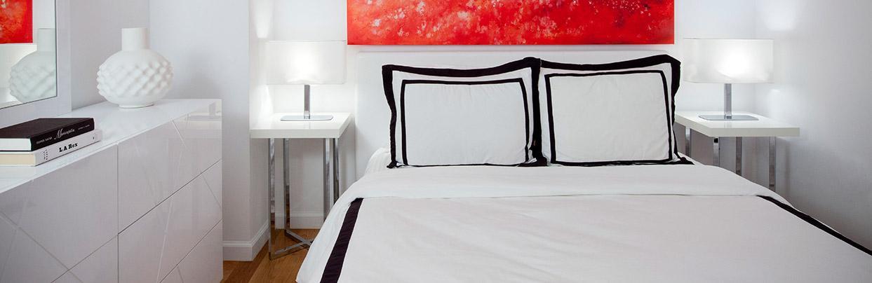 Bedroom in Bloom 62, 542 East 5th Street, New York City