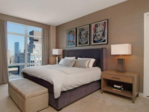 Element Condominium Bedroom – New Condos for Sale NYC