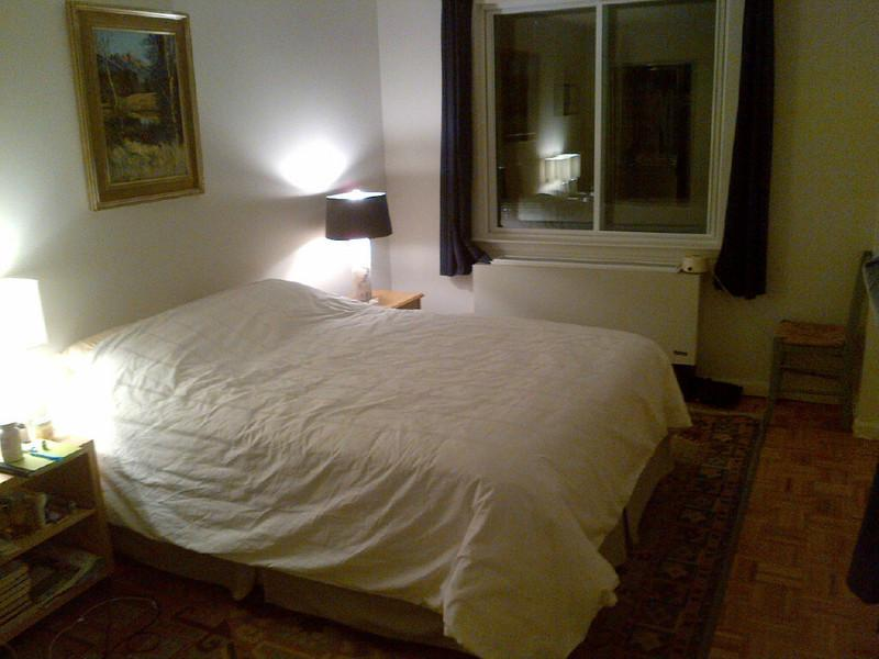 Bedroom - Jane Street - Greenwich Village - New York City Rentals