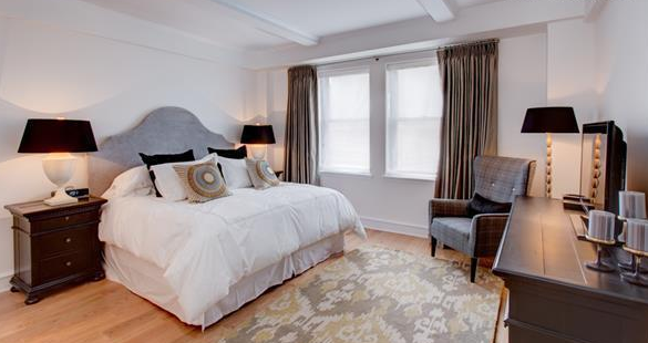 The Essex House Apartments for Rent - Bedroom - 160 Central Park South