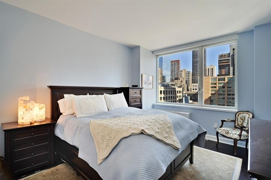 Bedroom - Avery - 100 Riverside Boulevard - Manhattan