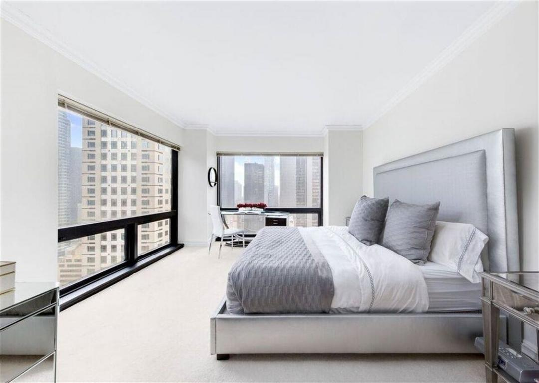 Bedroom at Trump Tower - 721 Fifth Avenue