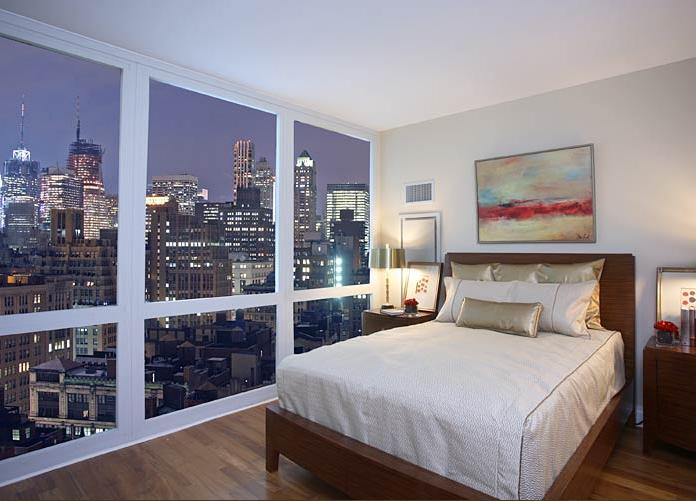 Twenty 9th Park Madison Bedroom - Condominiums for Sale NYC