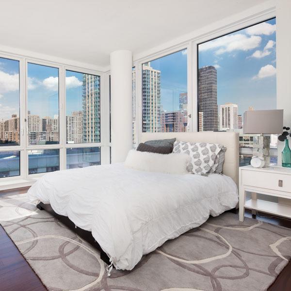 Bedroom - 60 Riverside Boulevard Rentals