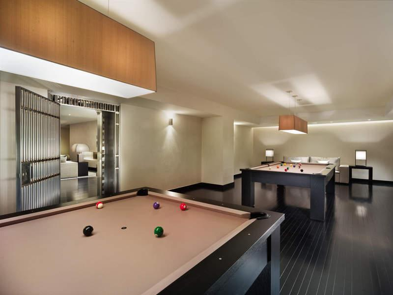 Billiard Room at 20 Pine Street - Apartments for Rent