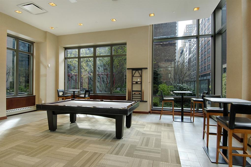 Billiards Room - Condominium for Rent NYC