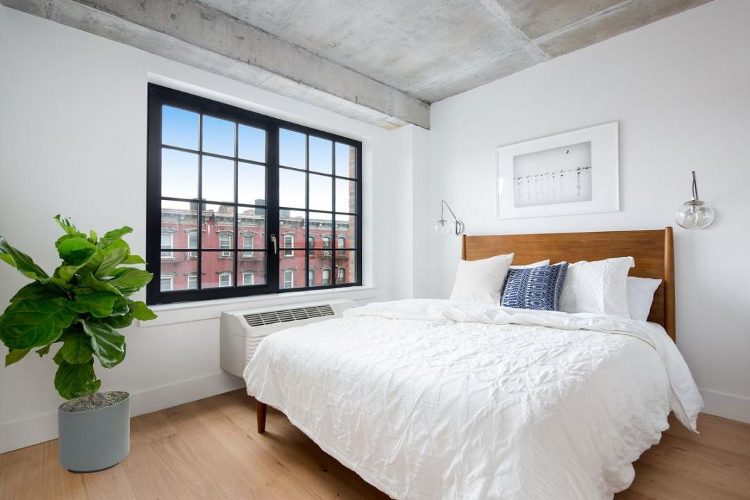 Apartments for rent at 774 Grand Street in Brooklyn - Bedroom