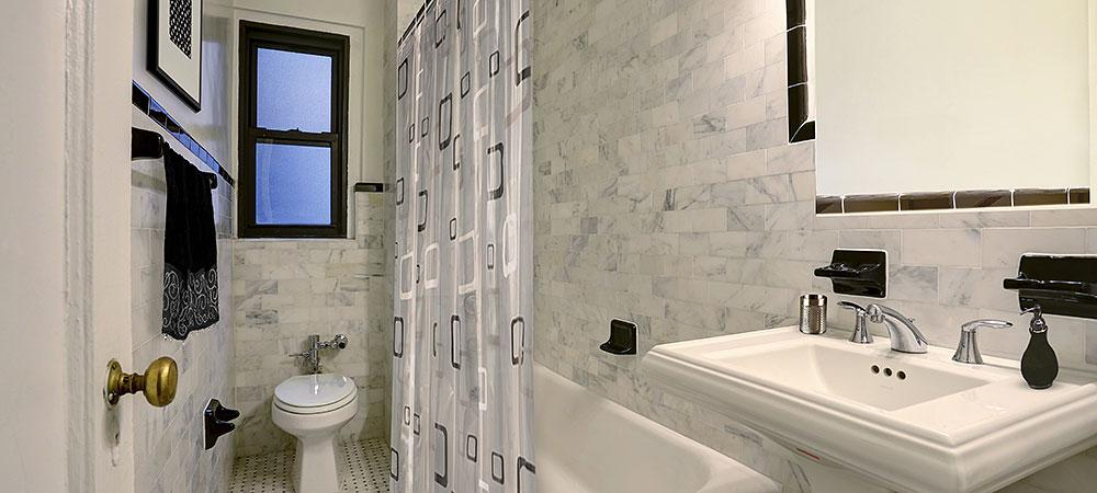 160 East 48th Street Bathroom - Luxury Condos in NYC