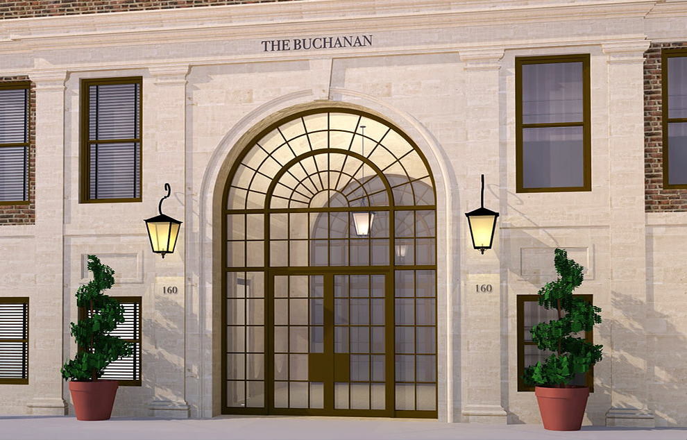 The Buchanan Exterior - Luxury Condos in Manhattan