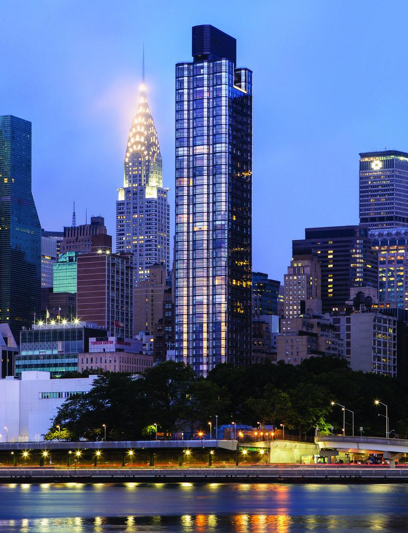 Apartments for rent at 50 United Nations Plaza