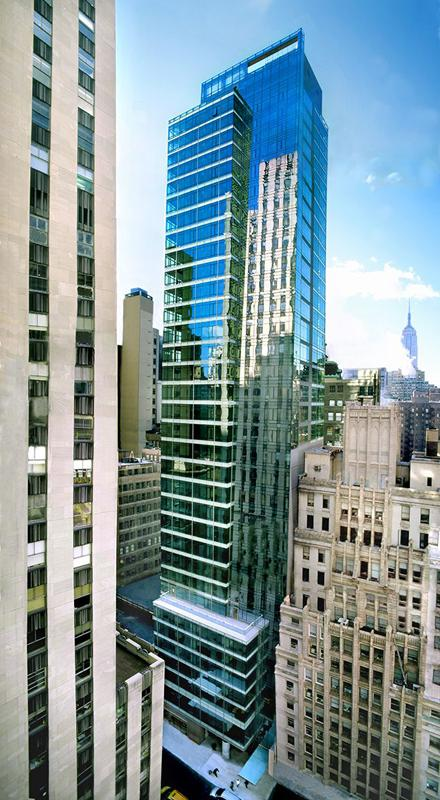 Apartments for rent at The Centria - 18 West 48th Street