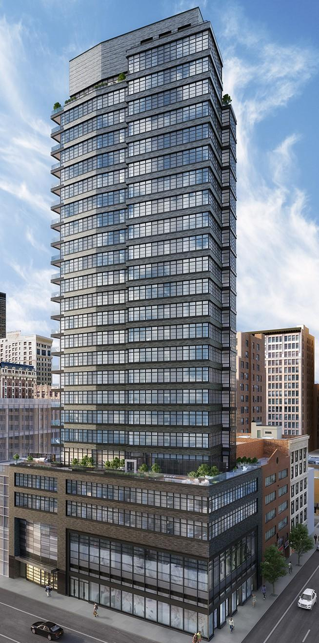 Apartments for rent at The Noma - 50 West 30th Street