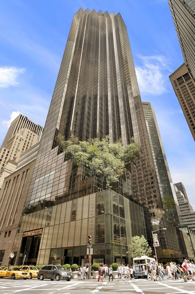 Apartments for rent at Trump Tower - 721 Fifth Avenue