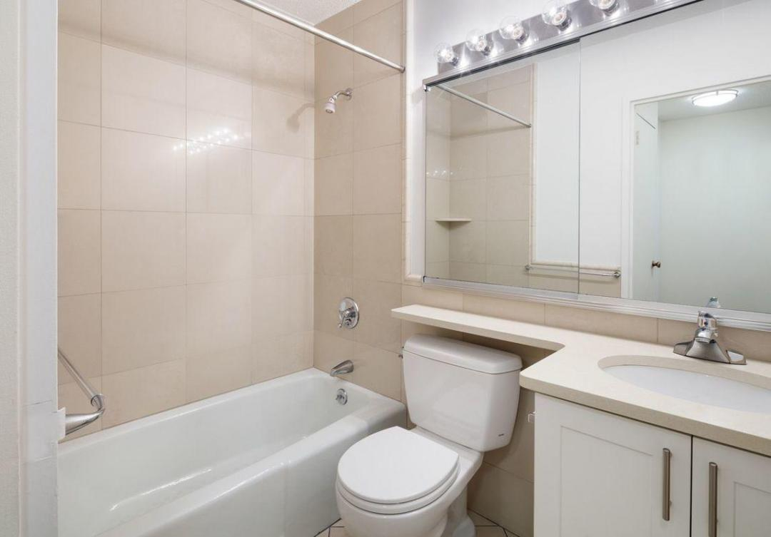Bathroom at Carnegie Mews in NYC - Apartments for rent