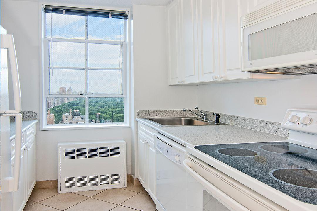 Kitchen at Carnegie Mews in NYC - Apartments for rent