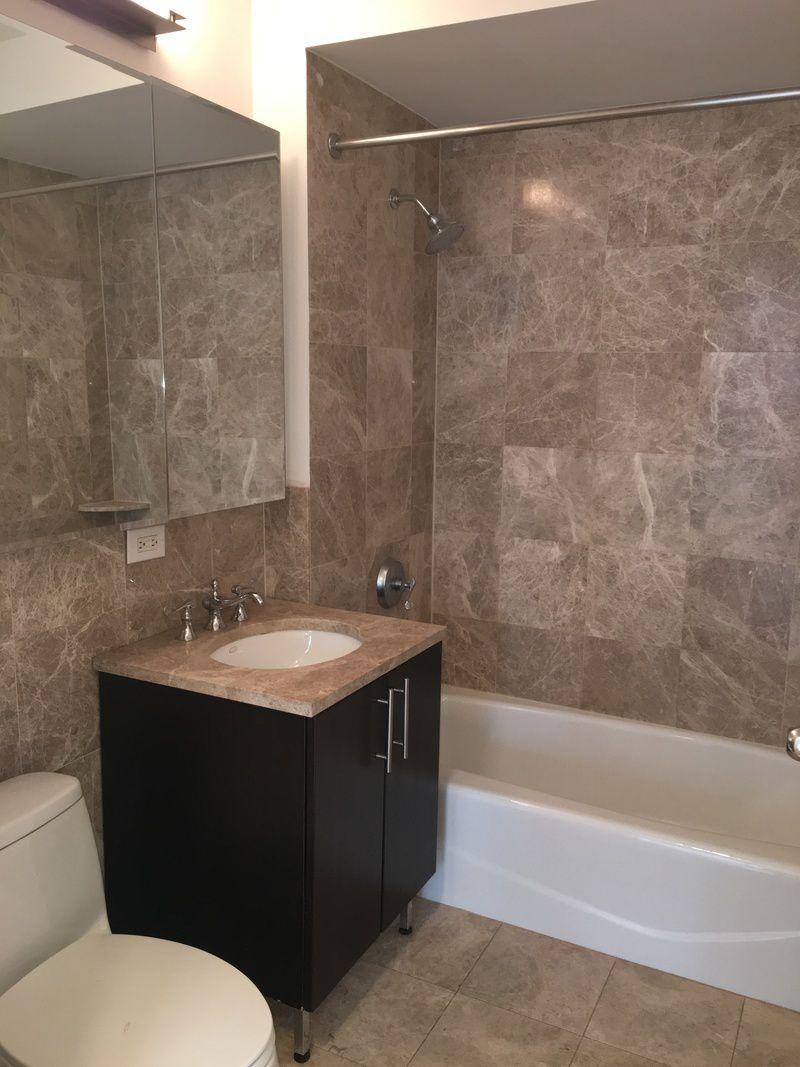 Bathroom At Casa - 155 West 21st Street Chelsea - NYC Condos