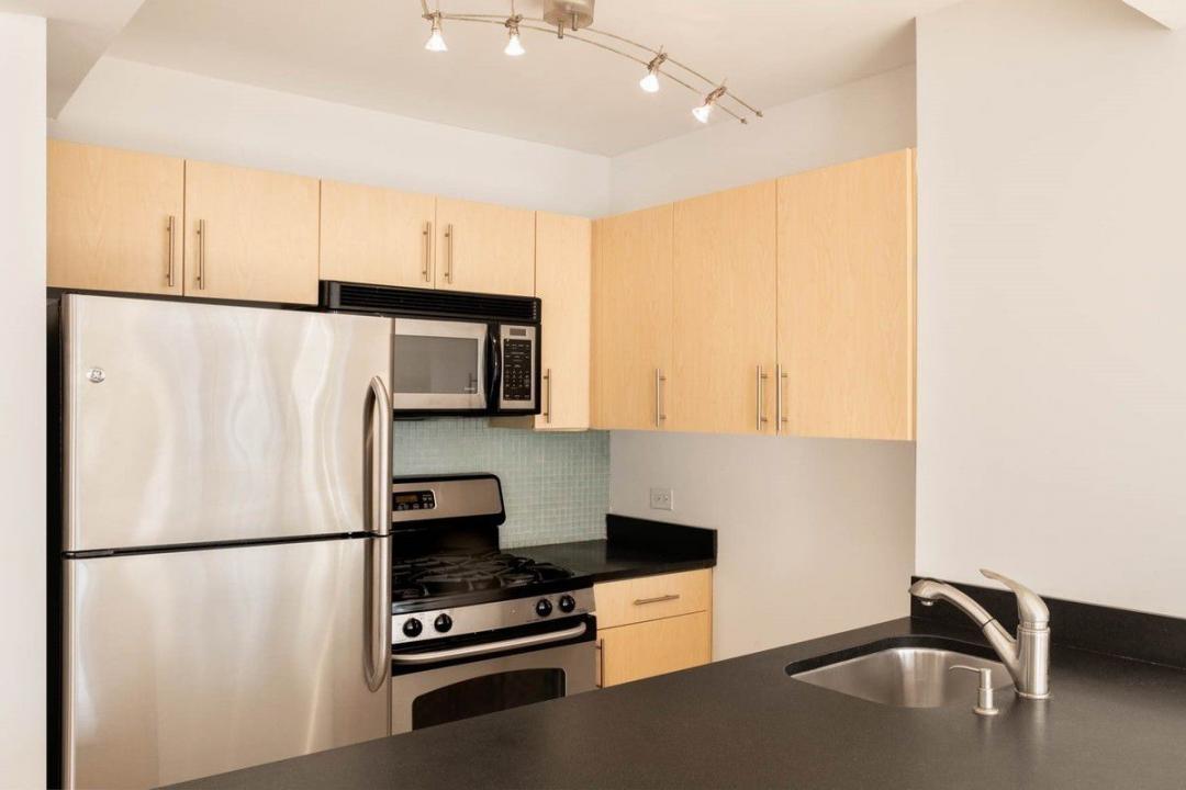 Kitchen - 155 West 21st Street Chelsea - Manhattan Luxury Condos