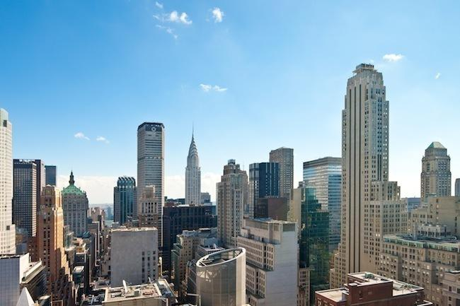 Cassa - View - New York Apartments For Rent