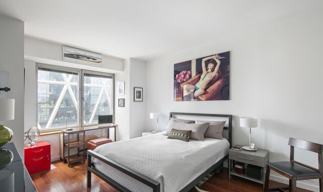 Apartments for rent at Central Park Place - Bedroom