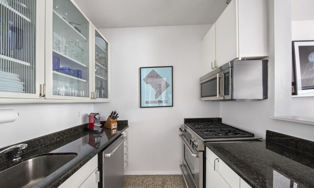 Apartments for rent at Central Park Place - Kitchen