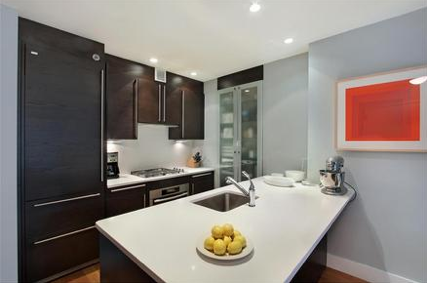 Chatham 44 Kitchen - Rent Luxury Apartments in Clinton, NYC