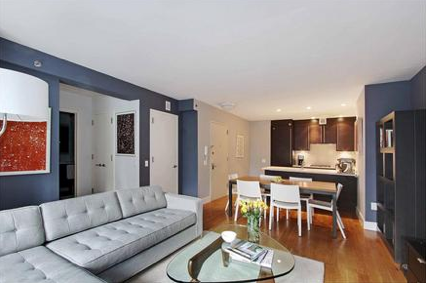 Chatham 44 Open Kitchen - NYC Luxury rentals in Clinton