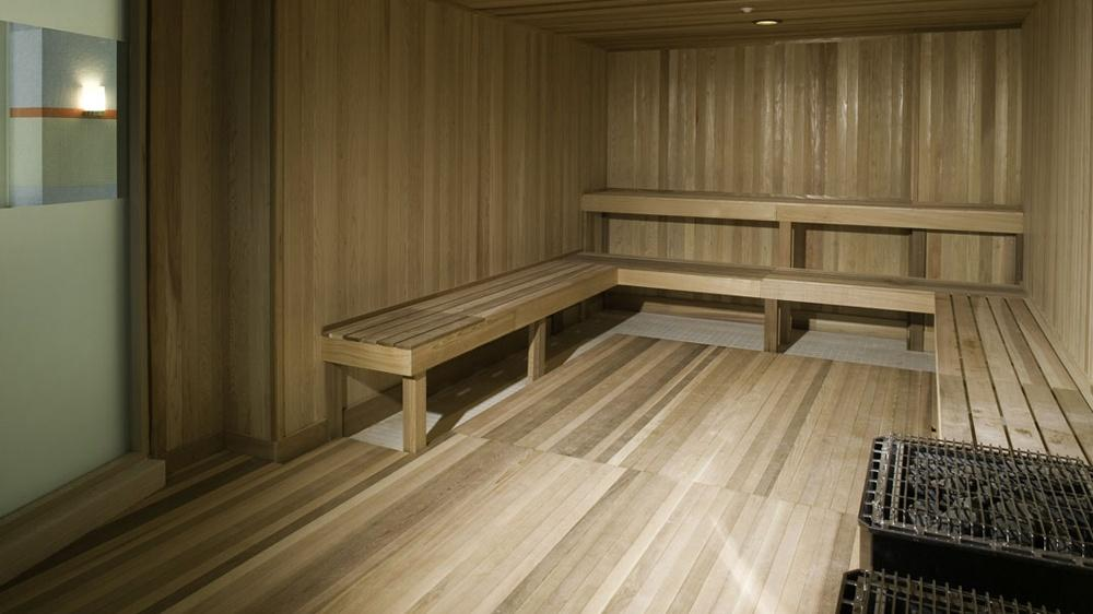 55 West 25th Street Sauna - Manhattan Rental Apartments