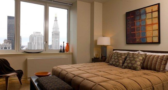 Chelsea Landmark apartments for rent Bedroom