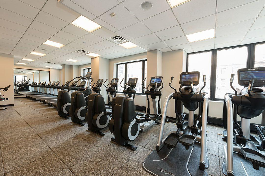 Chelsea Landmark Gym - 55 West 25th Street apartments for rent